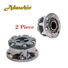 2PCS Wheel Locking Hub 28 Teeth Manuel MB886389 For MITSUBISHI Pajero Triton Pick Up L200 4x4 ,L300 4x4,Montero цены