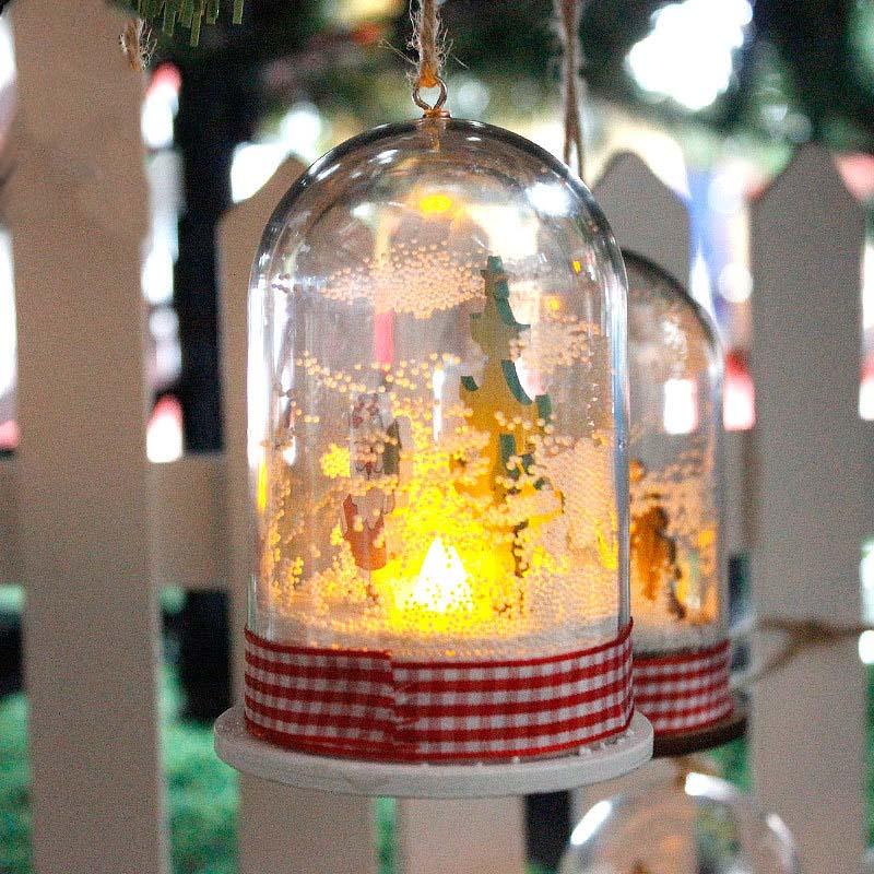 Beautiful Home Christmas Decoration Amazing Alight LED Kids Childrens Santa Claus Gift TB Sale