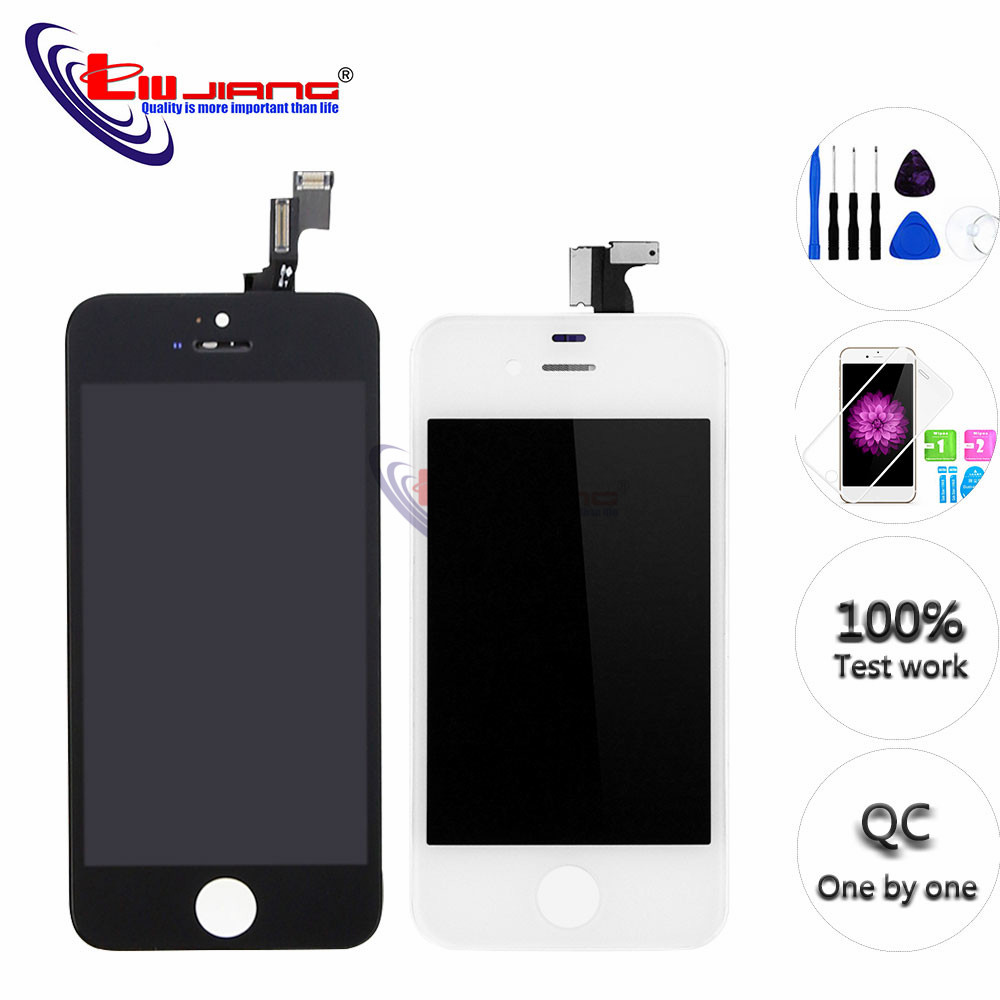 New AAA Grade OEM LCD for iPhone 4S 5S Display Touch Screen Replacement For iPhone 5 LCD for iPhone5S 4S DisplayNew AAA Grade OEM LCD for iPhone 4S 5S Display Touch Screen Replacement For iPhone 5 LCD for iPhone5S 4S Display