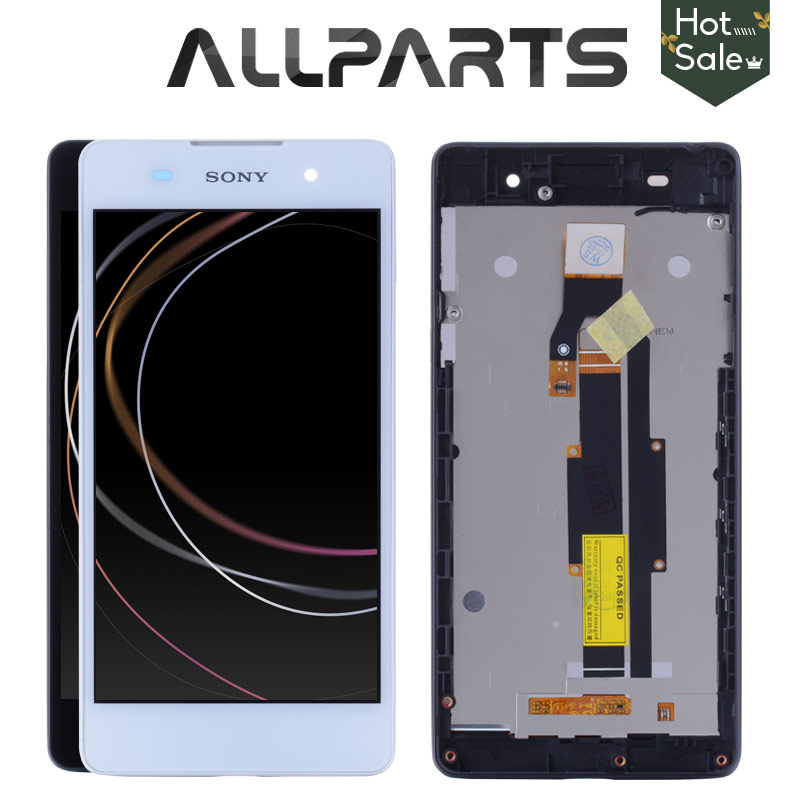 ORIGINAL 5.0 1280x720 LCD For SONY Xperia E5 Display Touch Screen Digitizer Replacement For SONY Xperia E5 LCD F3311 F3313