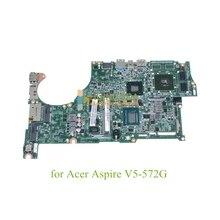 DA0ZQKMB8E0 NBMA311003 NB.MA311.003 Mainboard For acer aspire V5-572 V5-472P Laptop motherboard GeForce GT720M +I5-3337U