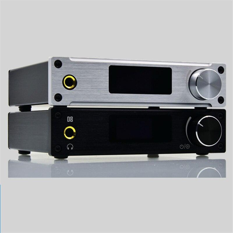 ALIENTEK D8 Class d ուժեղացուցիչ 80W * 2 HiFi - Տնային աուդիո և վիդեո - Լուսանկար 2