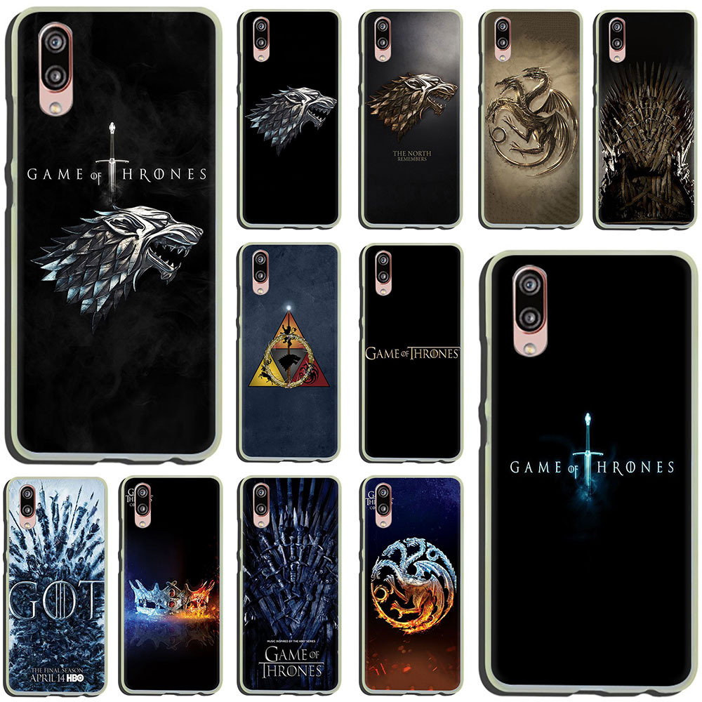The game of the thrones Hard Phone Case for Huawei P30 P10 Plus P20 Lite Mini 2016 2017 Pro P smart 2019 image
