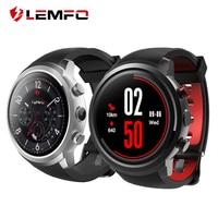 LEMFO Smart Watch Android 5 1 LEF2 Bluetooth Smartwatch Fitness Tracker 3G Wifi Smart Clock Man