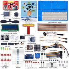 Wholesale SunFounder Super Starter Learning Kit V3.0 for Raspberry Pi 3, 2 Model B & 1 Model B+ Including 123-Page Instructions Book
