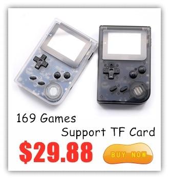 c7ae909fd511 TSINGO Handheld 16GB Retro Arcade Game Console 64bit 3000+ Classic Games 4.3