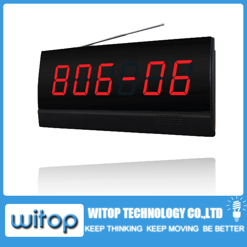 waiter call system display wpe2900