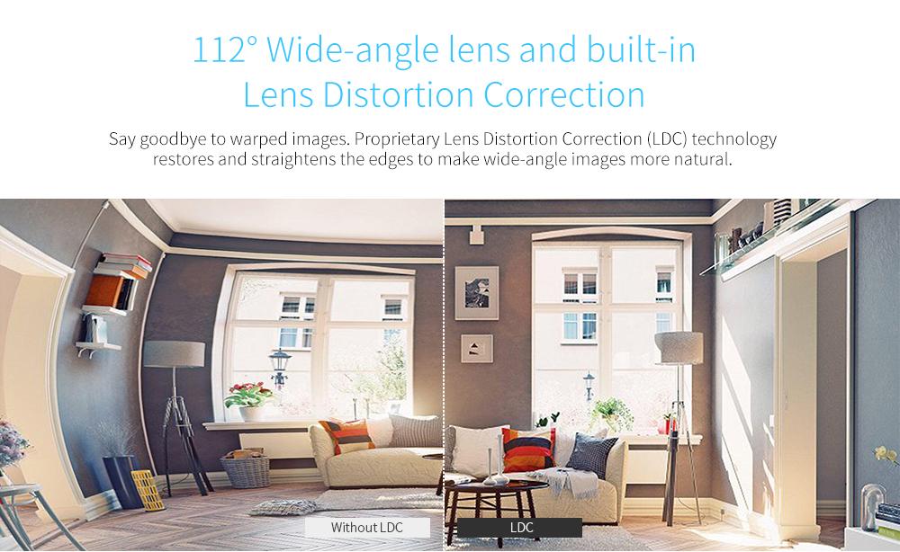 Йи 1080 р купол камера ночное видение международное издание панорамирования/наклона/зум беспроводной IP-безопасности системы скрытого видеонаблюдения