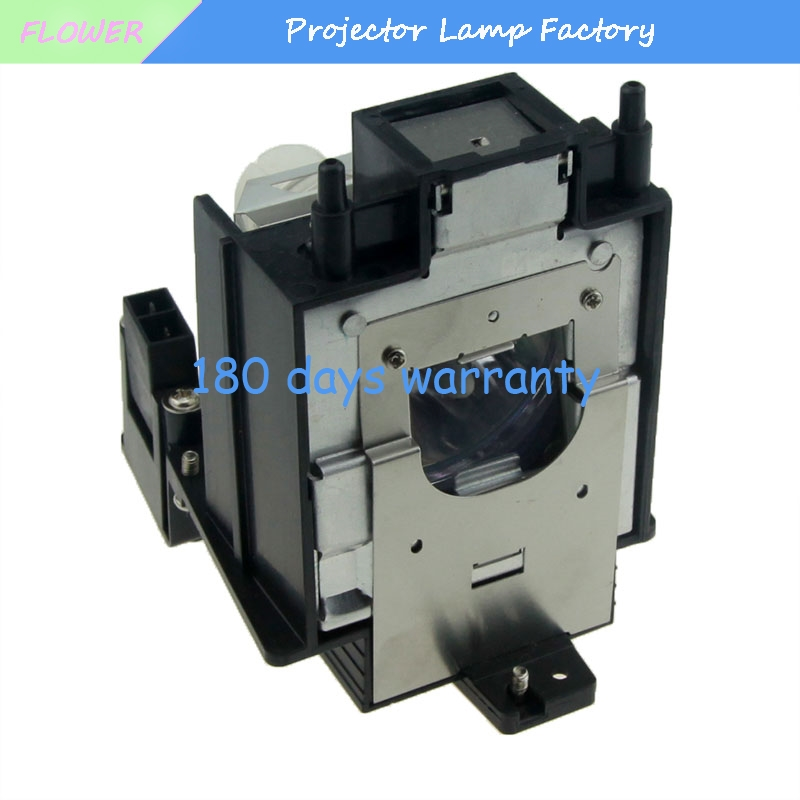 XIM-Flower Lamps Brand New AN-D400LP Replacement Projector Lamp with Housing for SHARP PG-D3750W PG-D4010X PG-D40W3D/D45X3D original projector lamp an d400lp for sharp pg d3750w pg d4010x pg d40w3d pg d45x3d projectors