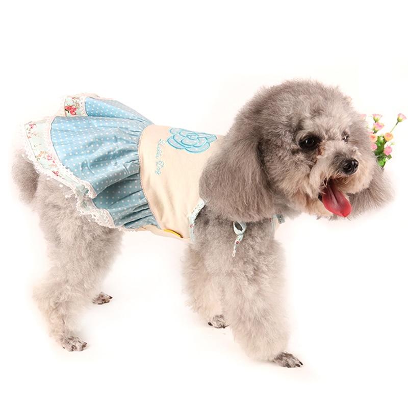 Cheap pet clothes dress