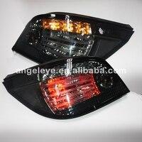 Для BMW E60 5 серии 520i 523i 525i 528i 530i светодиодные задние лампы 2008 по 2009 год дым черный Цвет sn