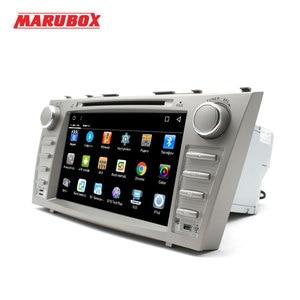 Image 4 - MARUBOX 8A101DT8 차량용 멀티미디어 플레이어, Toyota Camry 2006 2011, 2GB RAM, 32G, Android 8.1, 8 , 1024*600, GPS, DVD, 라디오, WiFi