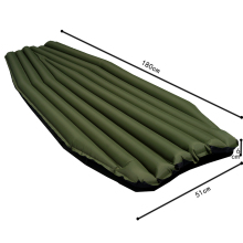 Camping Air Mattress Ultralight Moistureproof Sleeping Mat Inflatable Sleeping Pad Waterproof Outdoor Hiking Camping Tent Bed все цены