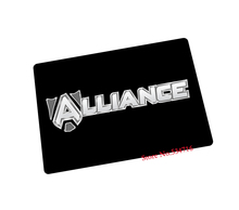 alliance mouse pad big pad to mouse notbook computer mousepad Fashion gaming padmouse gamer to laptop keyboard mouse mats