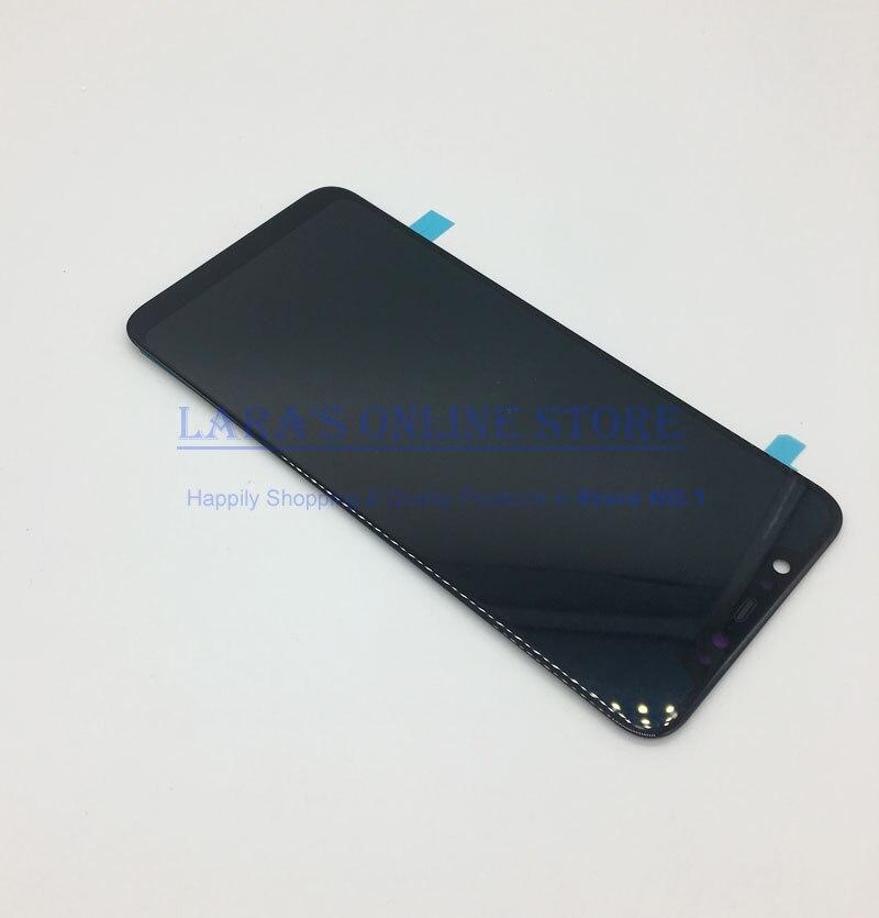 Amoled écran Xiao mi mi 8 LCD affichage numériseur assemblée écran tactile remplacement 6.21