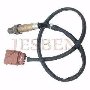 Image 2 - Jesben 058906265c lambda sensor de oxigênio apto para VW Passat Golf Beettle Audi A4 B6 8E 1.8 2.0 oe #0258006305 0258006306 058906265d
