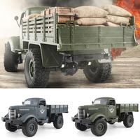 4 Wheel Drive Remote Control Military Truck Off Road RC Car Model Remote Control Climbing Car RTR Gift Toy