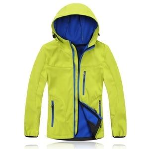 Image 3 - מדד עמיד למים 10000mm Windproof ילד מעיל ספורטיבי תינוק בני בנות מעילי ילדים חמים הלבשה עליונה בגדי עבור 3 12 שנים