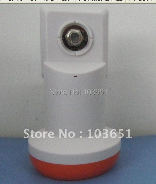 100pcs/log ku-band Single LNB