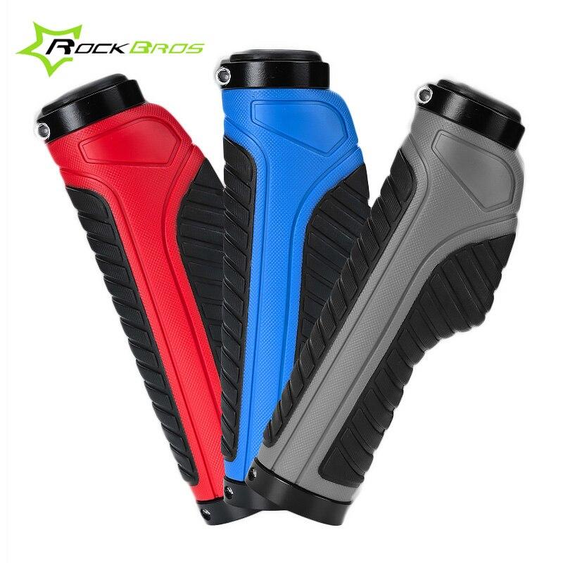 Bicycle Anti Slip Handlebar Grip Latex Cover Mountain Bike Accessories N3