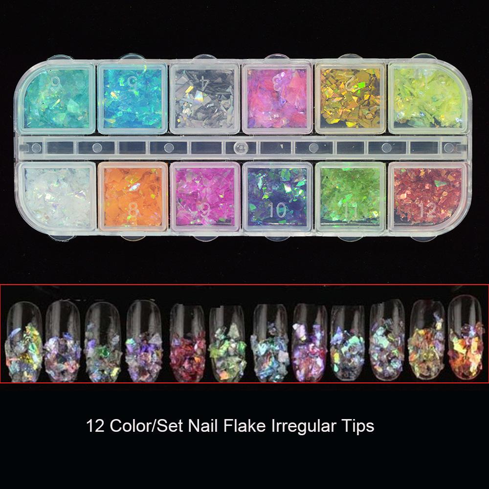 nail Flake 1