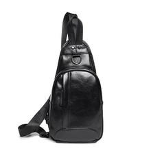 2016 new men's chest bag shoulder bags casual messenger packet men's fashion chest pack