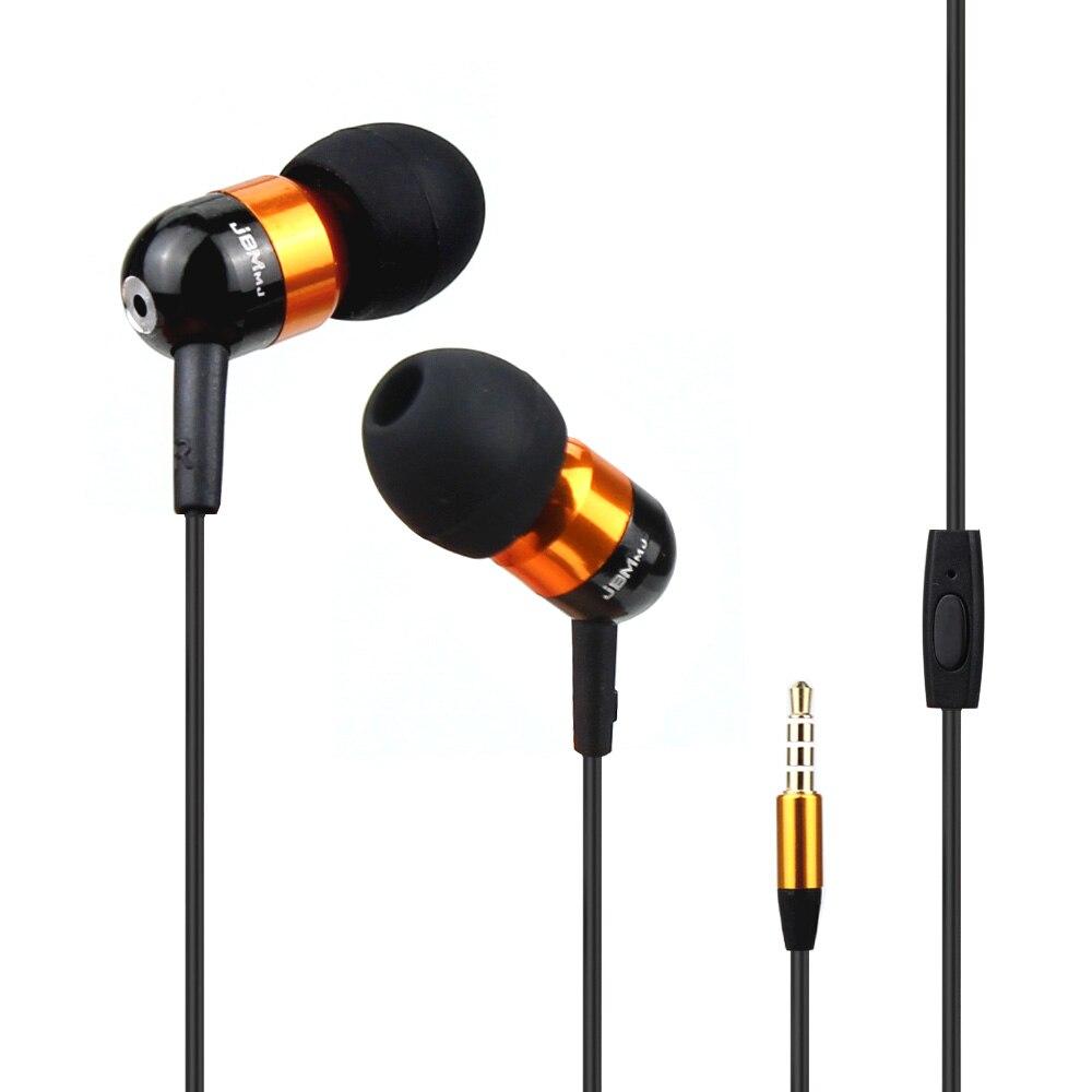 ᑐDaono A8 profesional en-oído auricular metal pesado bajo calidad ...