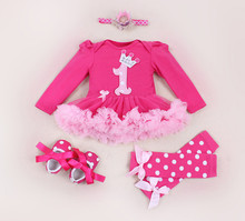 Clothes Girl Baby Jumpsuit