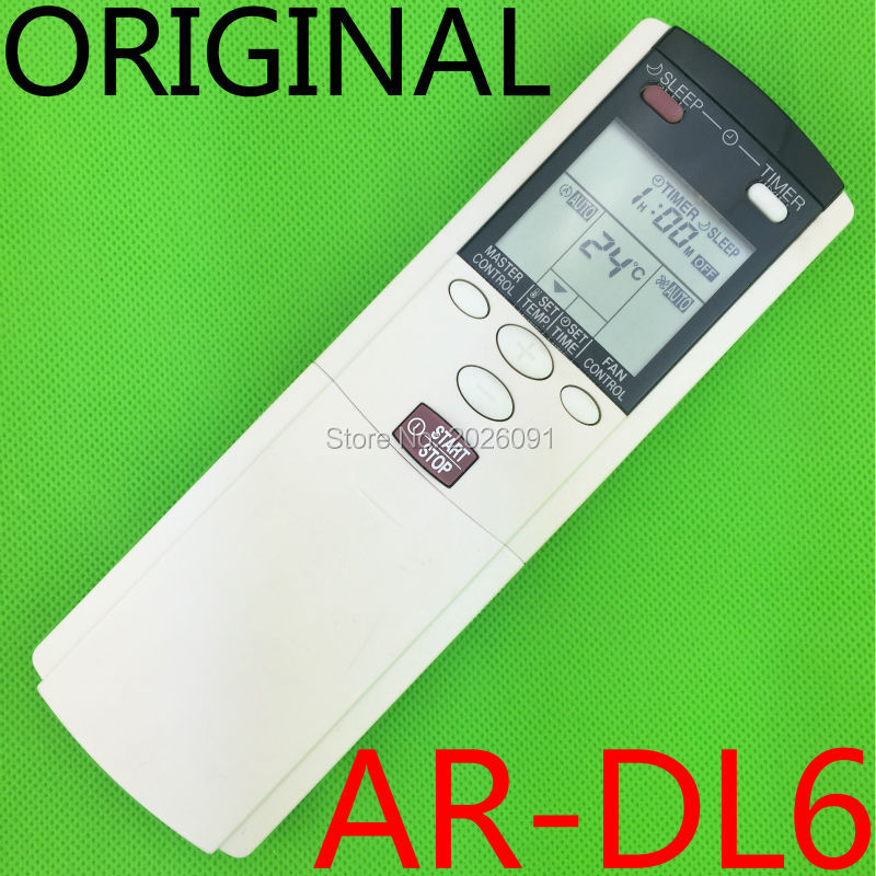 ORIGINAL air conditioning remote control suitable for Fujitsu AR-DL1 AR-DL2 AR-DL3 AR-DL4 AR-DL5 AR-DL6 AR-DL15 KTFST003 frico ar 210a