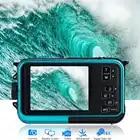 Wasserdichte Digital Kamera Kamera 24 MP Video Recorder Full HD 1080P DV Aufnahme Neue Digitale Camcorder Kamera Tragbare E1 #