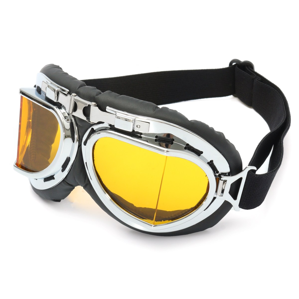 NEW Safurance Scooter Goggle Glasses Pilot Motorcycle Ski Goggle Smoke Lens Workplace Safety Eye Protection goggle