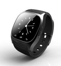 2016 NEUE Mode Männer Frauen Smart Uhr Für Android Bluetooth Smartwatch Wrist Armband 1,5 zoll freies verschiffen PK DZ09 GT08 U8