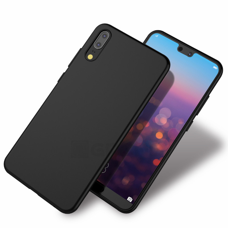 Cyato Slim Matte Soft Silicon Case For Huawei P20 Pro P20 P9 P10 Case TPU Back Cover For Huawei P10 P9 P20 Lite Plus Phone Capa in Phone Bumpers from Cellphones Telecommunications