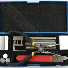 Locksmith-Tools-Kit Repair-Pick-Set Disassembly-Tool Huk-Lock Professional 12-In-1 Remove-House