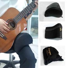 Flanger FA-80S Contoured Classical Guitar Rest Cushion Stand Soft Durable Portable