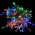 Battery Powered 10M 80leds LED String Light 4.5V Portable Fairy Lights Christmas New Year Party Wedding Decoration Lights