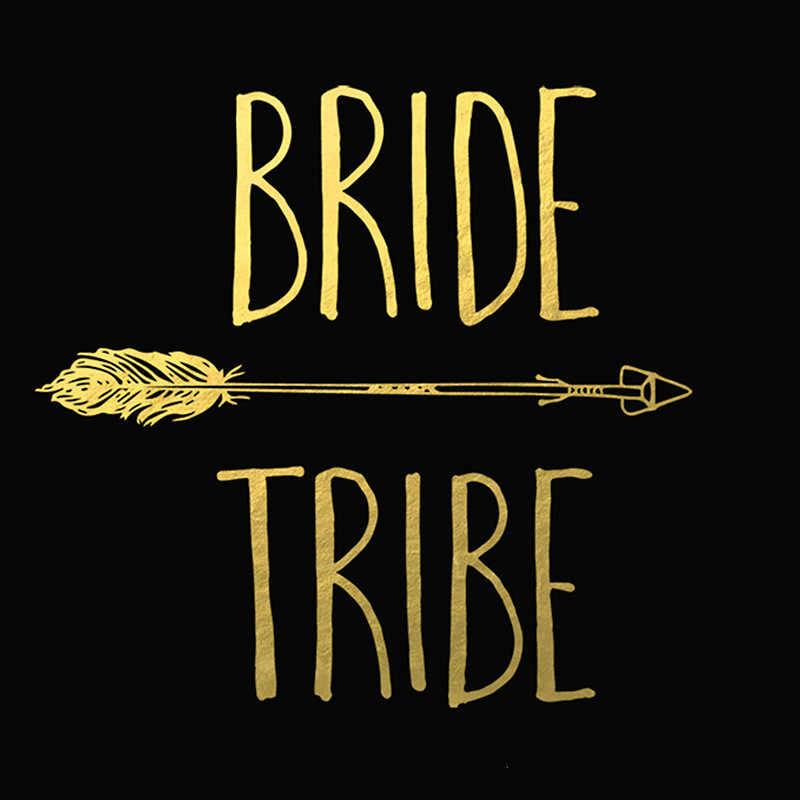 5 шт./лот, свадебное украшение, тату-стикер для невесты, девичник, вечерние, девичник, девичник, сделай сам, Декор, временная татуировка