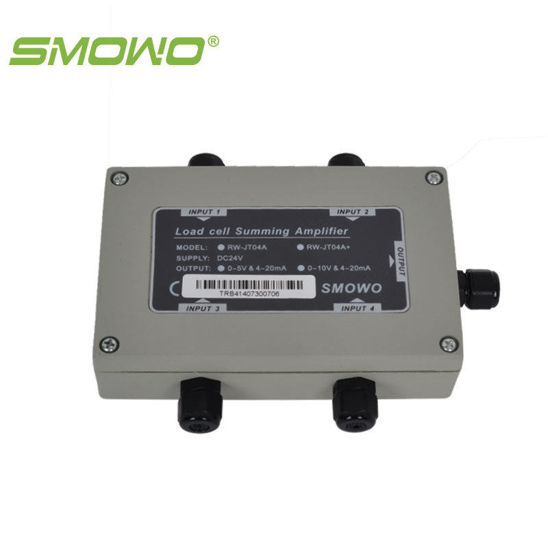 load cell summing transmitter RW JT04A 4load cells smowo