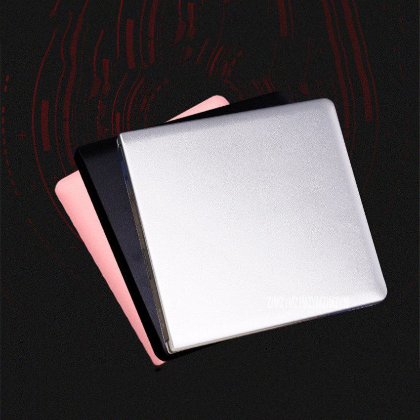 Aluminium alloy Blu-ray Player External USB3.0 DVD Drive 3D 25G 50G 100G BD-ROM CD/DVD Burner Writer Recorder for Laptop Compute накопитель на оптических дисках ers usb3 0 blu ray dvd dvdrw bd re slot in external usb2 0 blu ray dvd burner