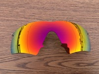 Fire Ruby Red polarized Replacement Lenses for M Frame Hybrid