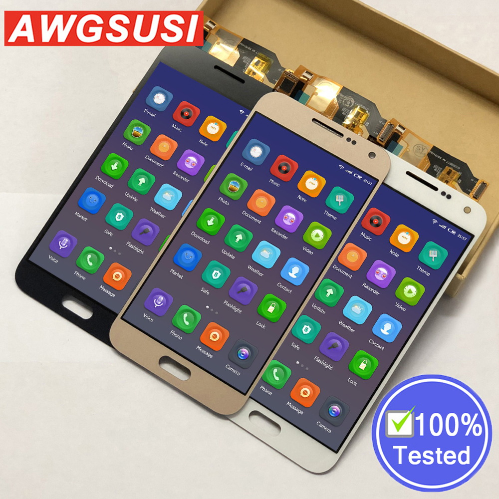 for Samsung Galaxy E5 E500 E500F E500H E500M Full LCD Display Panel Monitor + Touch Screen Digitizer Sensor Glass Assemblyfor Samsung Galaxy E5 E500 E500F E500H E500M Full LCD Display Panel Monitor + Touch Screen Digitizer Sensor Glass Assembly