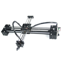 DIY LY drawbot pen drawing robot machine lettering corexy XY plotter robot for drawing writing CNC V3 shield drawing toys