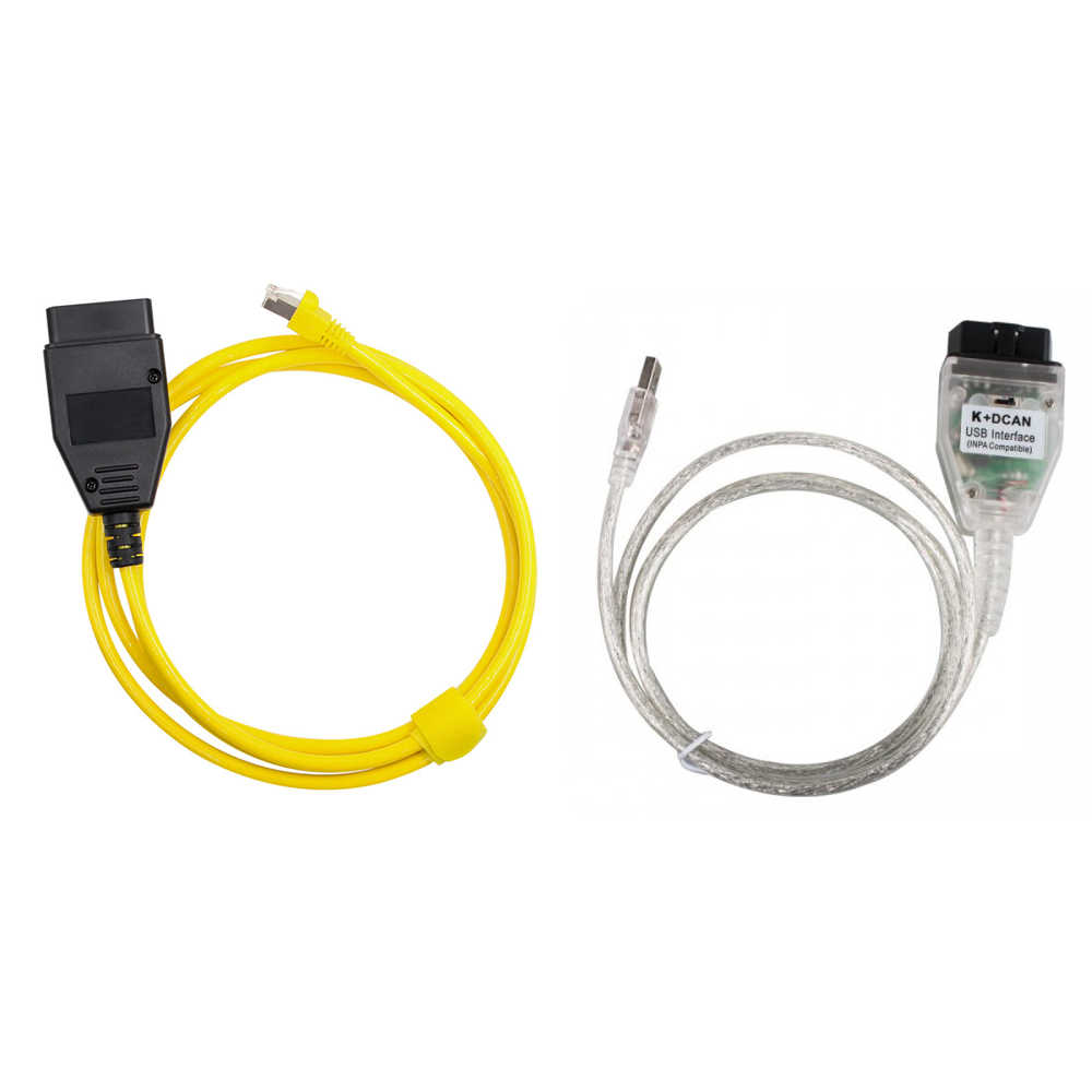 Detail Feedback Questions about ENET E SYS Coding cable for