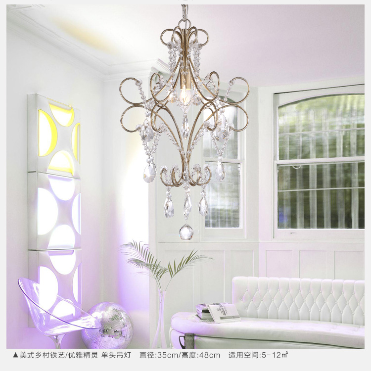Modern crystal chandelier K9 crystal 110~240V lustres de cristal chandelier for living room Kitchen light Lamp lustre para sala led chandeliers for dining room bedroom kitchen white color k9 crystal chandelier light for home decoration lustres para quarto