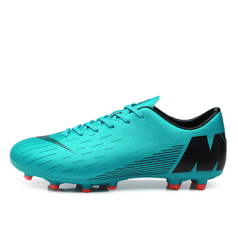 Soccer-Shoes Cleats Football-Boots Futsal-Sock Zapatos-De-Futbol Training Professional