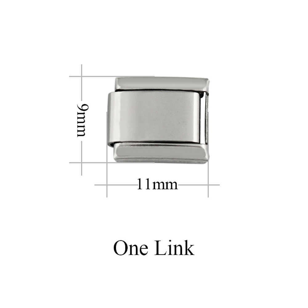 1Pcs Silver New Bracelets For Women Accessories Bracelets Bangles Jewelry Making Stainless Steel Bangle DIY Wholesale Jewelery