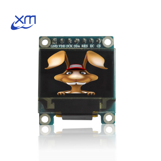 5pcs 0.95 Inch Full Color OLED Display Module 0.95 OLED Module With 96x64 Resolution,SPI,Parallel Interface,SSD1331 7Pin