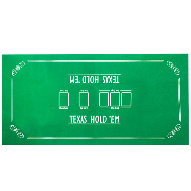 Instructions for texas holdem