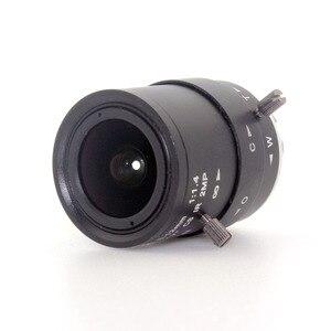 """Image 4 - 2MP HD 2.8 12mm cctv lens CS Mount Manual Focal IR 1/2.7"""" 1:1.4 for Security IP Camera"""