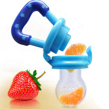 New Baby Nipple Fresh Food Milk Nibbler Feeder Kids Pacifier Feeding Safe Baby Supplies Nipple Teat Pacifier Bottles